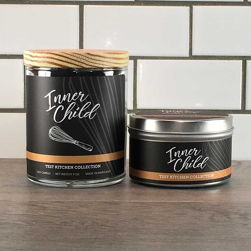 Seasonal Scented Soy Wax Candles