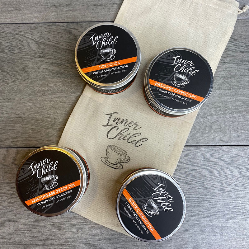 Corner Cafe Collection Gift Package
